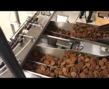 FAS SPrint Revolution™ SidePouch® Gingerbread Snaps Application with Infeed