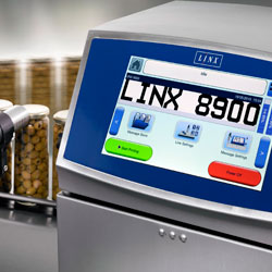 Linx 8900 Inkjet Printer